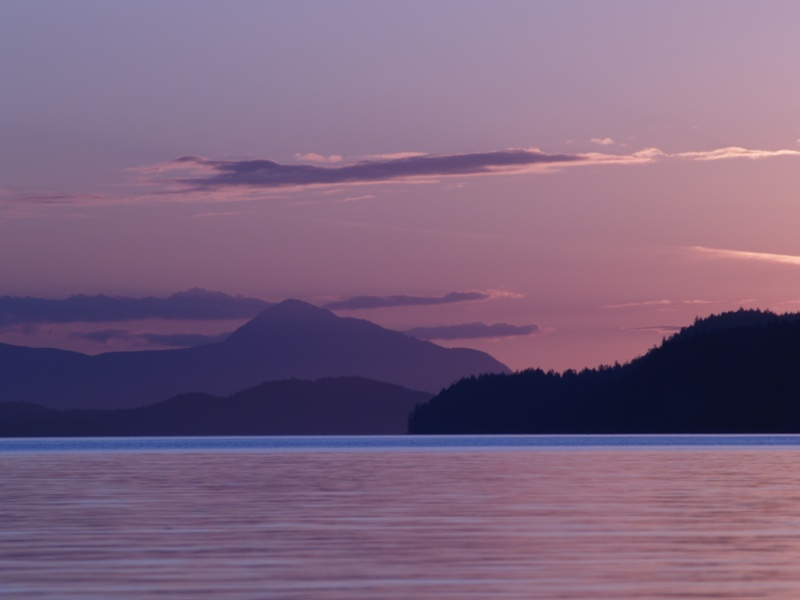 Galiano Sunset